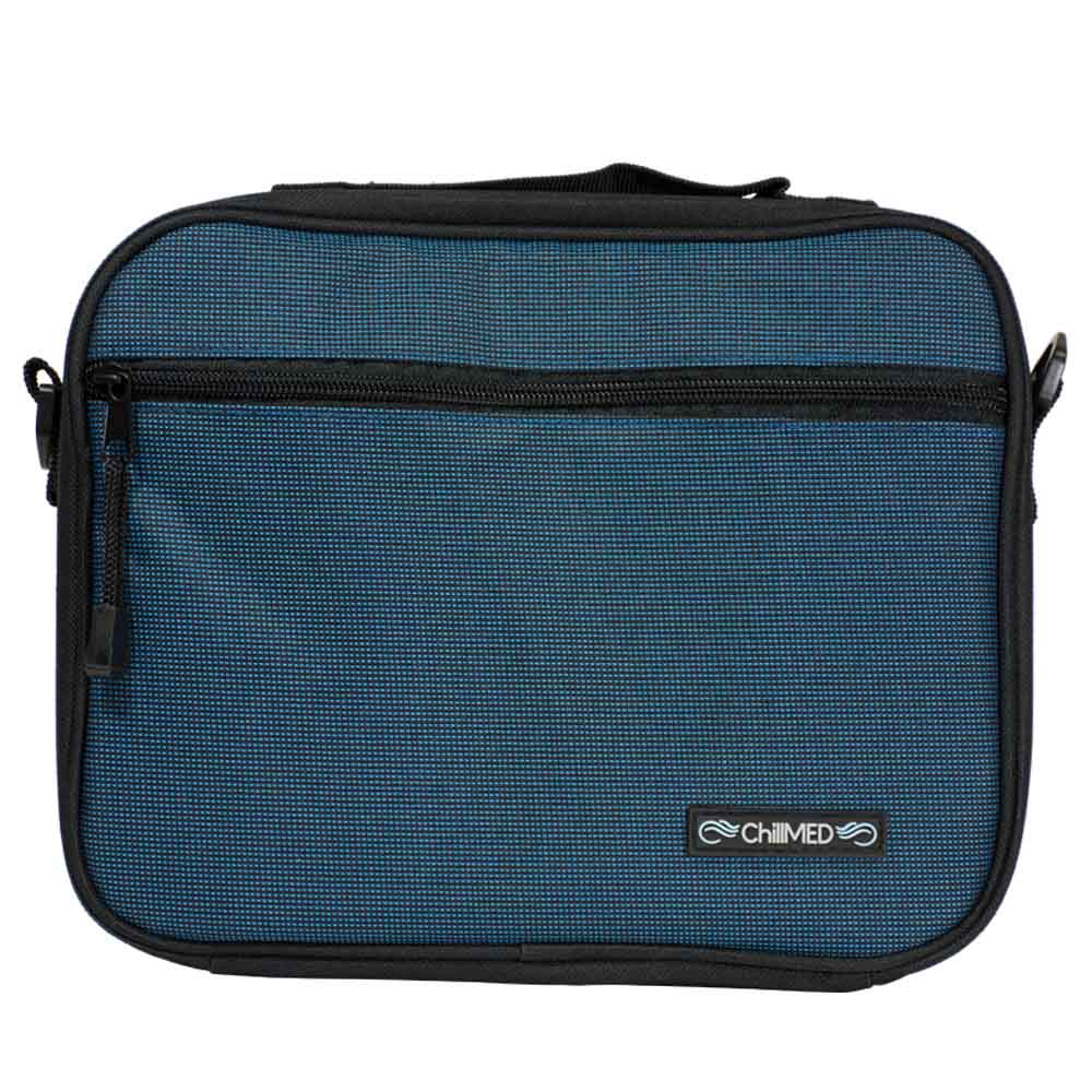 8305cdce6732 ChillMED Premier Diabetic Organizer | Travel Bag | Blue