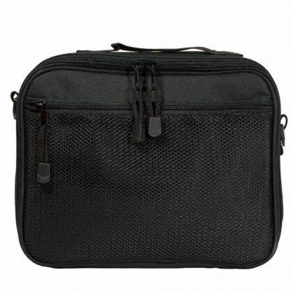 Blue ChillMED Premier Diabetic Travel Bag Back Facing