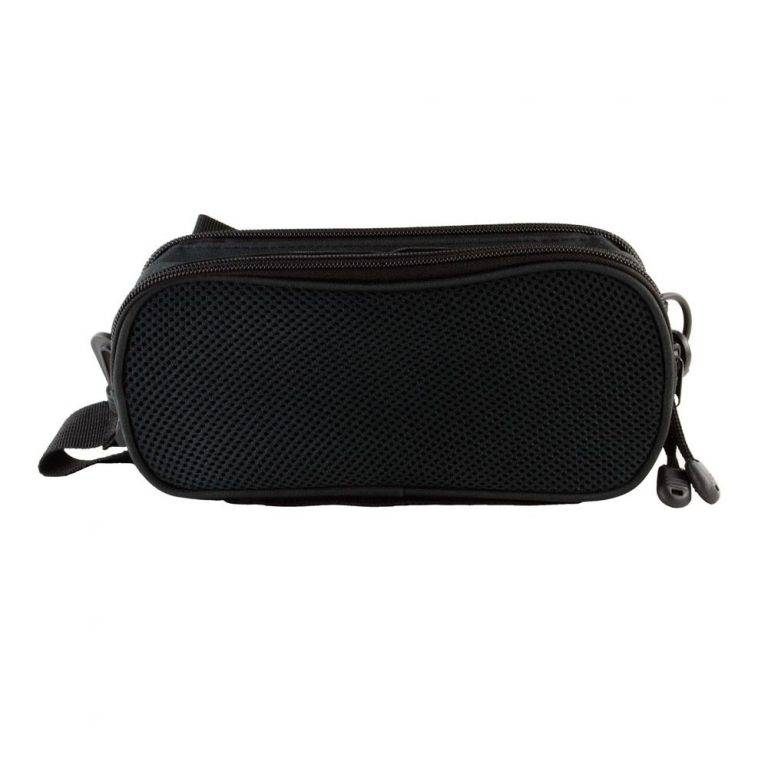 Blue ChillMED Carry-All Diabetic Bag Back View