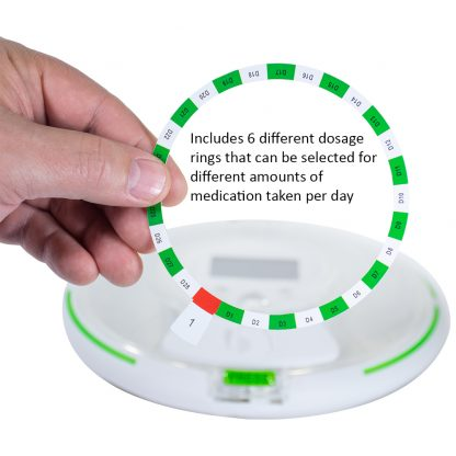 Bluetooth-Dosage-ring-in-hand-with-text-1000x1000