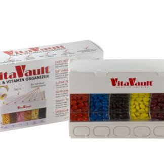 VitaVault Vitamin Organizer