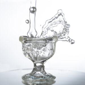 GMS Optical Glass Eye Wash Cup