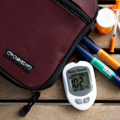 ChillMED Diabetic Travel Baq