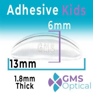 GMS Kids Adhesive Nose Pads