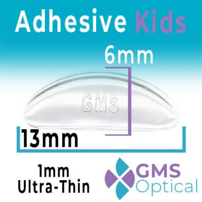GMS Optical Kids Adhesive Nose Pads