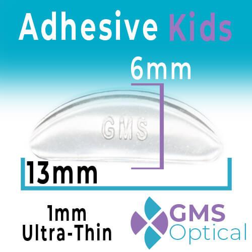 GMS Optical Kids Adhesive Nose Pads