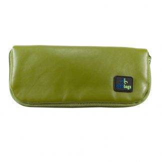 Green Dittibag closed facing forward