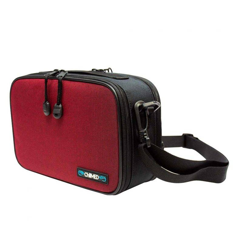 Red Chillmed Elite 2 Closed with Strap