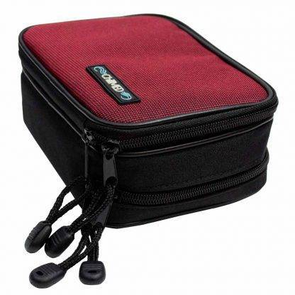 Red Chillmed Type 1 Bag Side View with Zippers