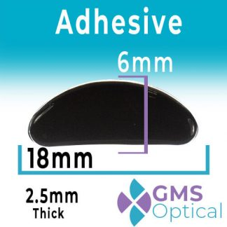GMS Adhesive Nose Pads