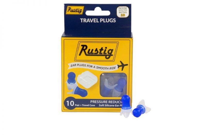 Rustig Pressure Reducing Ear Plugs