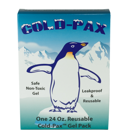 Cold pax 24 cold pack ice box