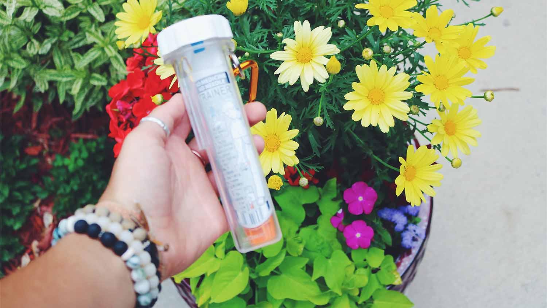 Allergic Reactions EpiPen Nefcase