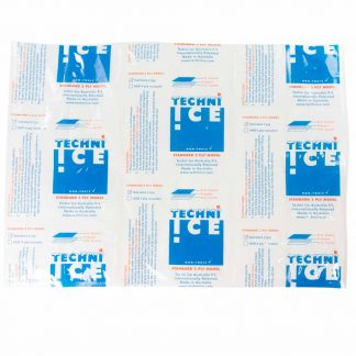 Techni Ice 2 Ply 1 Sheet Top View