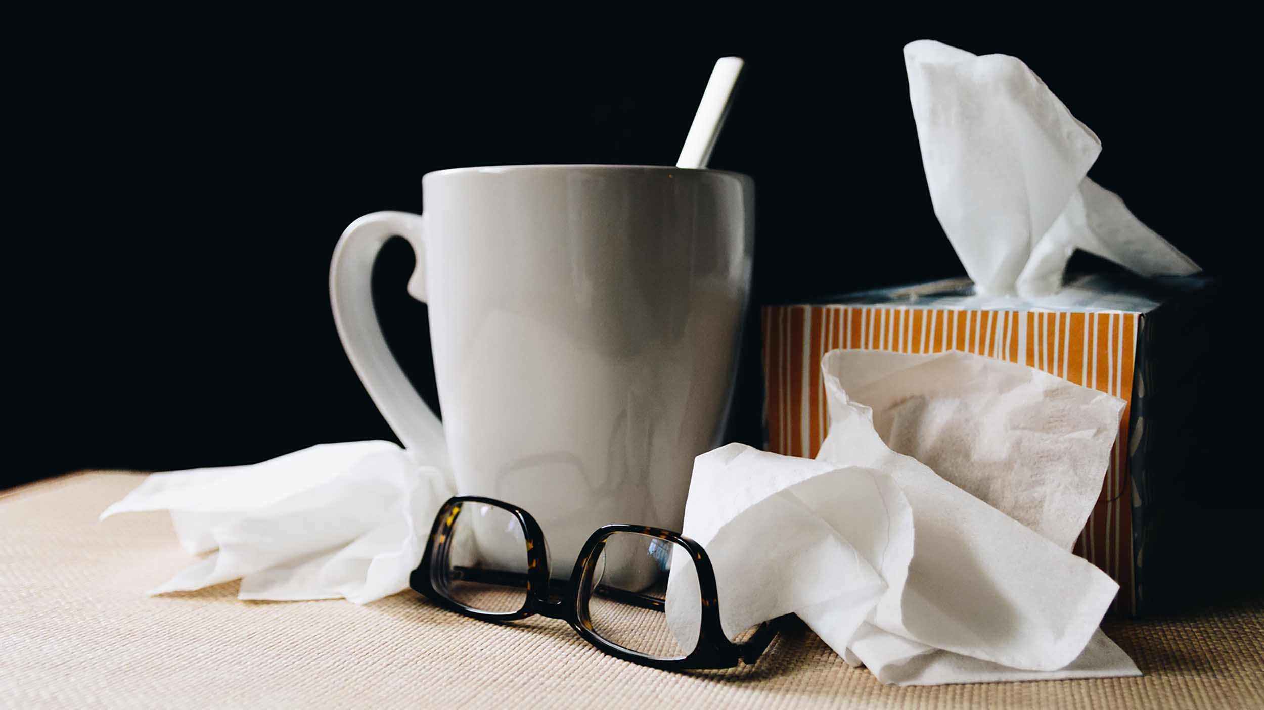 Tissues for the flu season