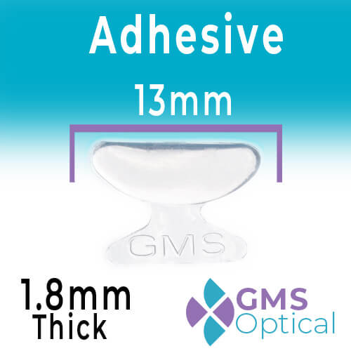GMS Butterfly Adhesive Nose Pads