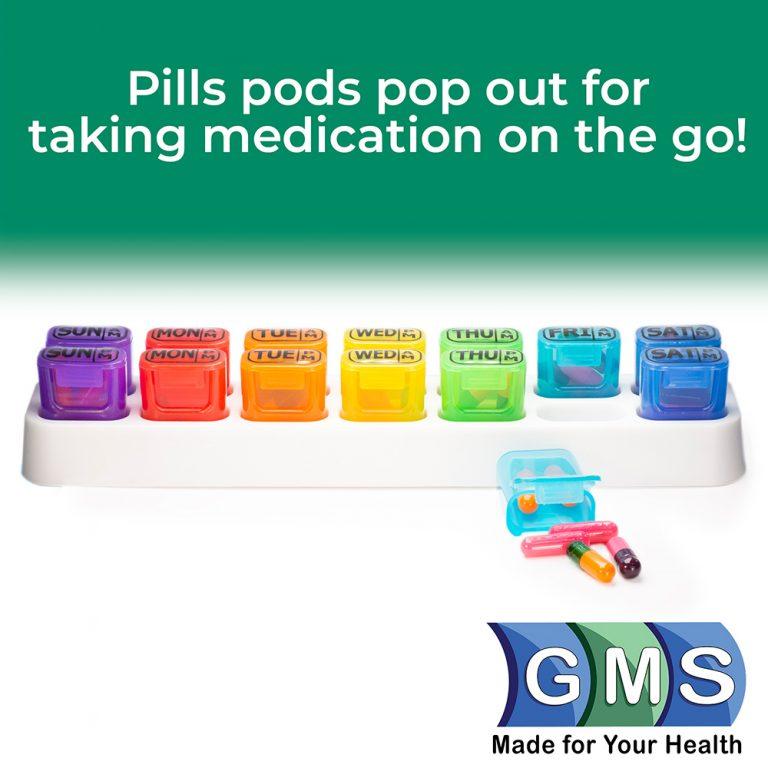 GMS AM PM Pill