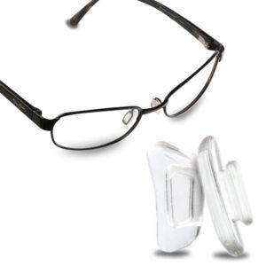 GMS Optical 13mm Slide in nose pads