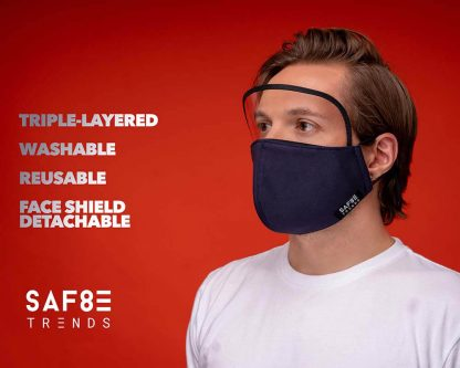 Saf8e Trends Face Mask