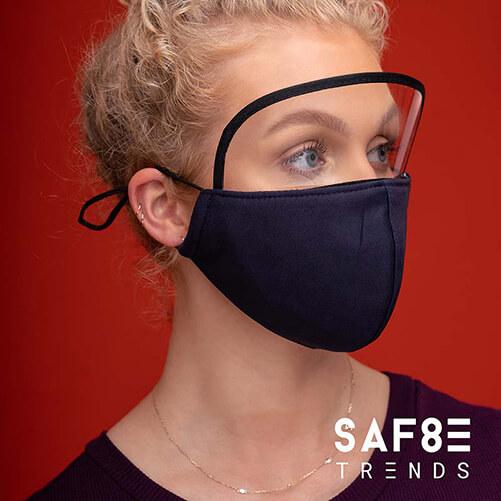 Saf8e Trends Face Mask