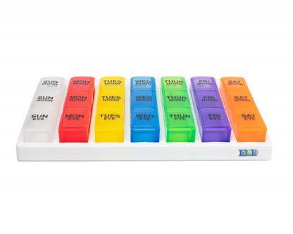 Rainbow Pill Reminder